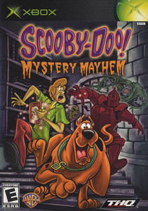 Scooby Doo Mystery Mayhem - Xbox Game