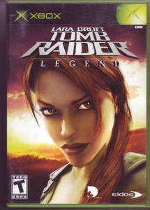 Lara Croft Tomb Raider: Legend - Xbox Game