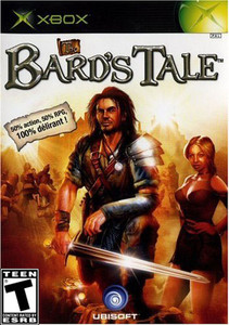 Bard's Tale - Xbox Game