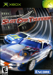 Grooverider Slot Car Thunder - Xbox Game