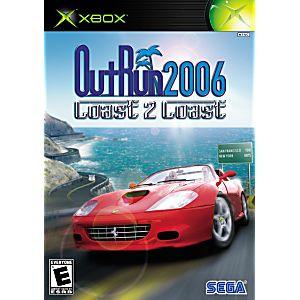 OutRun 2006 Coast 2 Coast - Xbox Game