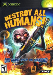 Destroy All Humans! - Xbox Game