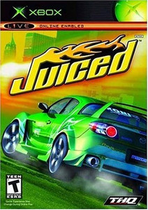 Juiced - Xbox Game