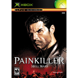 Painkiller Hell Wars - Xbox Game
