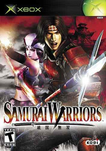 Samurai Warriors - Xbox Game