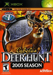 Cabela's Deer Hunt 2005 - Xbox Game