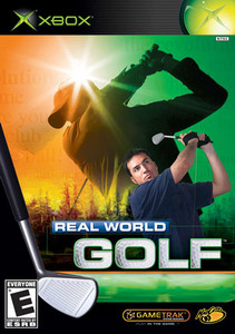 Real World Golf - Xbox Game