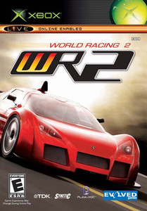 World Racer 2 - Xbox Game