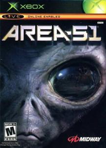 Area 51 - Xbox Game