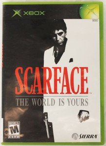 Scarface the World Is Yours - Xbox Game
