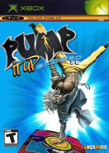 Pump It Up: Exceed - Xbox Game