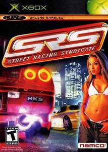 Street Racing Syndicate - Xbox Game