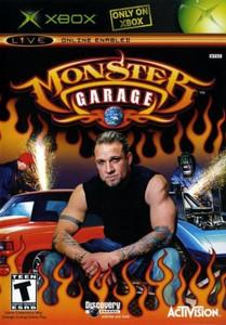 Monster Garage - Xbox Game