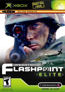 Operation Flashpoint Elite - Xbox Game