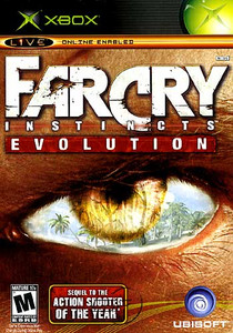 Far Cry Instincts Evolution - Xbox Game