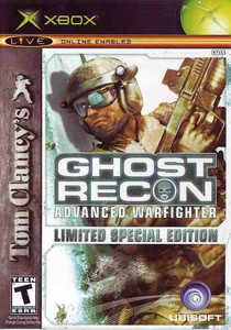 Ghost Recon Advanced Warfighter Limited Special Edition - Xbox Game
