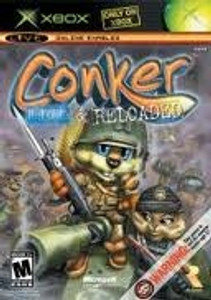 Conker Live And Reloaded DEMO - Xbox Game