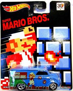 Super Mario Bros. Dairy Delivery - Hot Wheels
