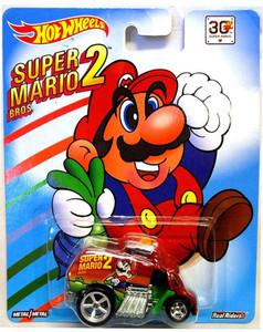 Super Mario Bros. 2 Cool-One - Hot Wheels