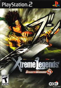 Dynasty Warriors 5 Xtreme Legends - PS2 Game