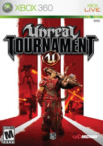Unreal Tournament III - Xbox 360 Game