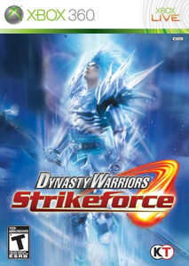 Dynasty Warriors Strikeforce - Xbox 360 Game
