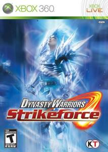 Dynasty Warriors Strikeforce - Xbox 360 Game