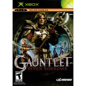 Gauntlet: Seven Sorrows - Xbox Game
