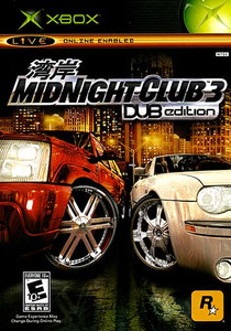 Midnight Club 3 DUB Edition - Xbox Game