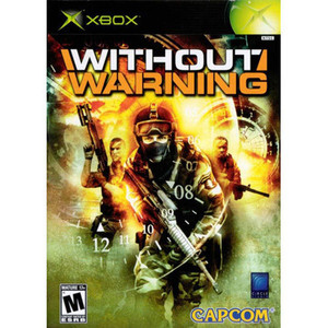 Without Warning - Xbox Game