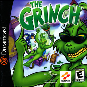 Grinch - Dreamcast Game