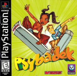 Psybadek - PS1 Game