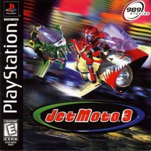 Jet Moto 3 - PS1 Game