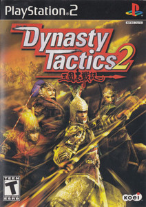 Dynasty Tactics - PS2 Game