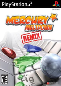 Mercury Meltdown Remix - PS2 Game