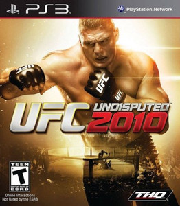 UFC Undisputed 2010 - PS3 Game