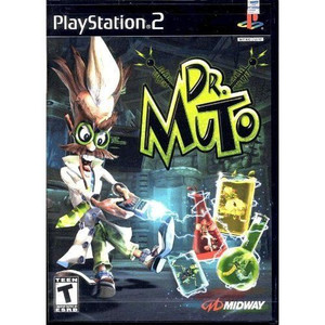 Dr. Muto - PS2 Game