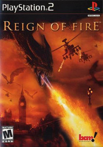Reign of Fire - PS2 Game
