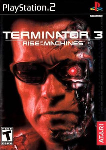 Terminator 3 Rise of the Machine - PS2 Game