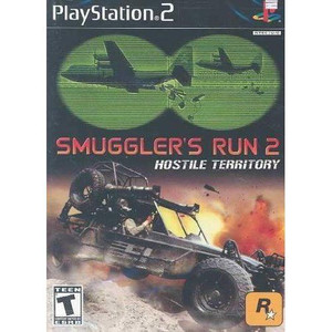 Smugglers Run 2: Hostile Territory - PS2 Game