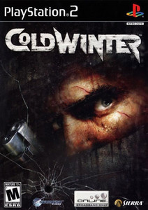 Cold Winter - PS2 Game