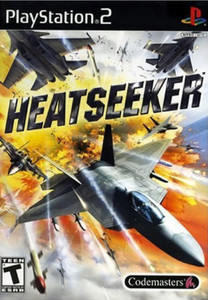 Heatseeker - PS2 Game
