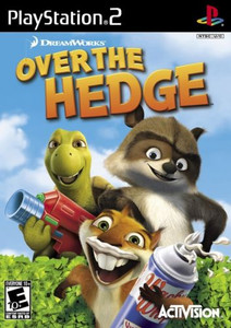 Over the Hedge - PS2 Game