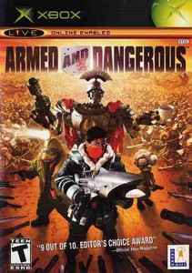 Armed and Dangerous - Xbox Game