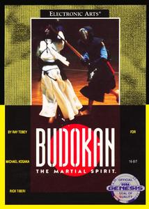 Budokan - Genesis Game