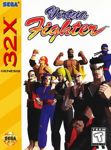 Complete Virtua Fighter - 32X Game
