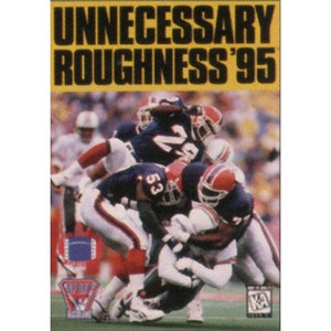 Unnecessary Roughness '95 - Genesis