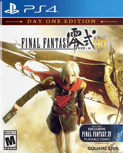 Final Fantasy Type-0 - PlayStation 4 Game