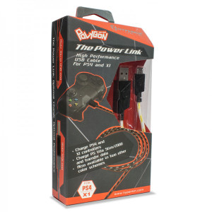 Power Link USB Charging Cable - Xbox One/PlayStation 4