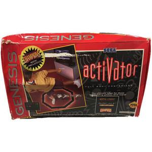 Activator Full Body Controller - Sega Genesis Controller in Original Box